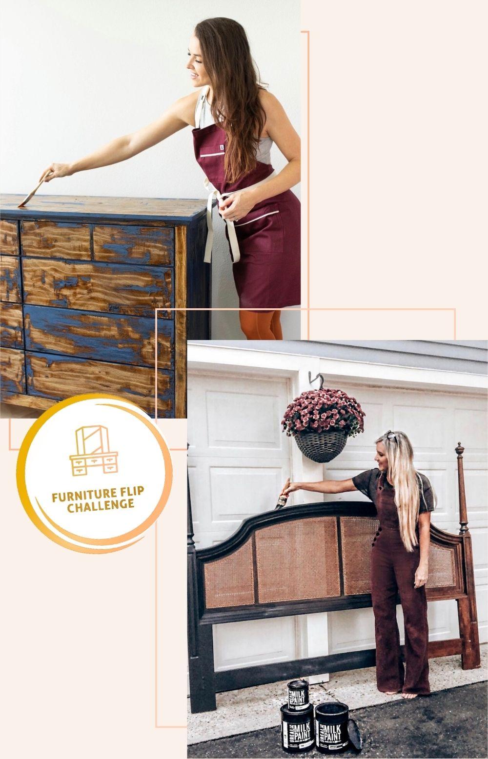 Furniture Flip Challenge — Season 01